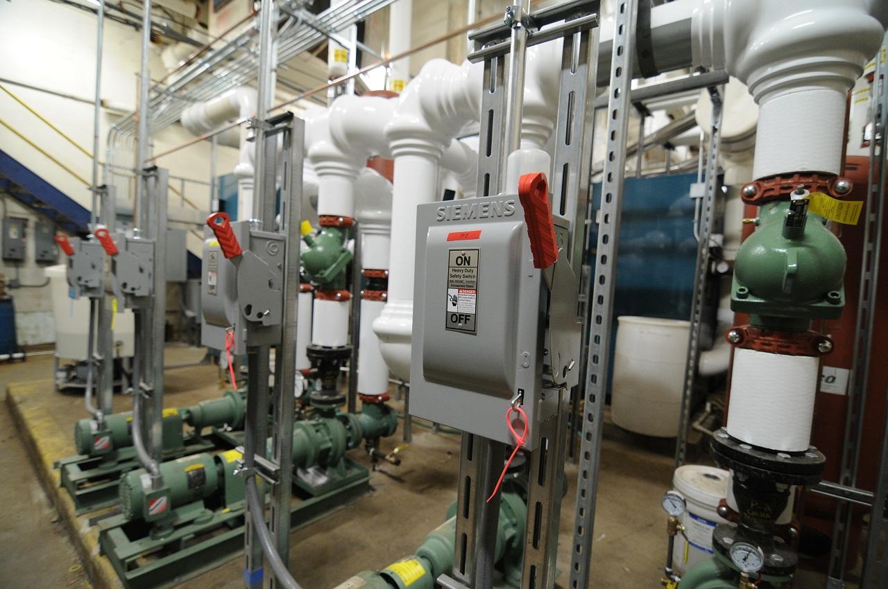 Автоматизация и диспетчеризация тепловых пунктов