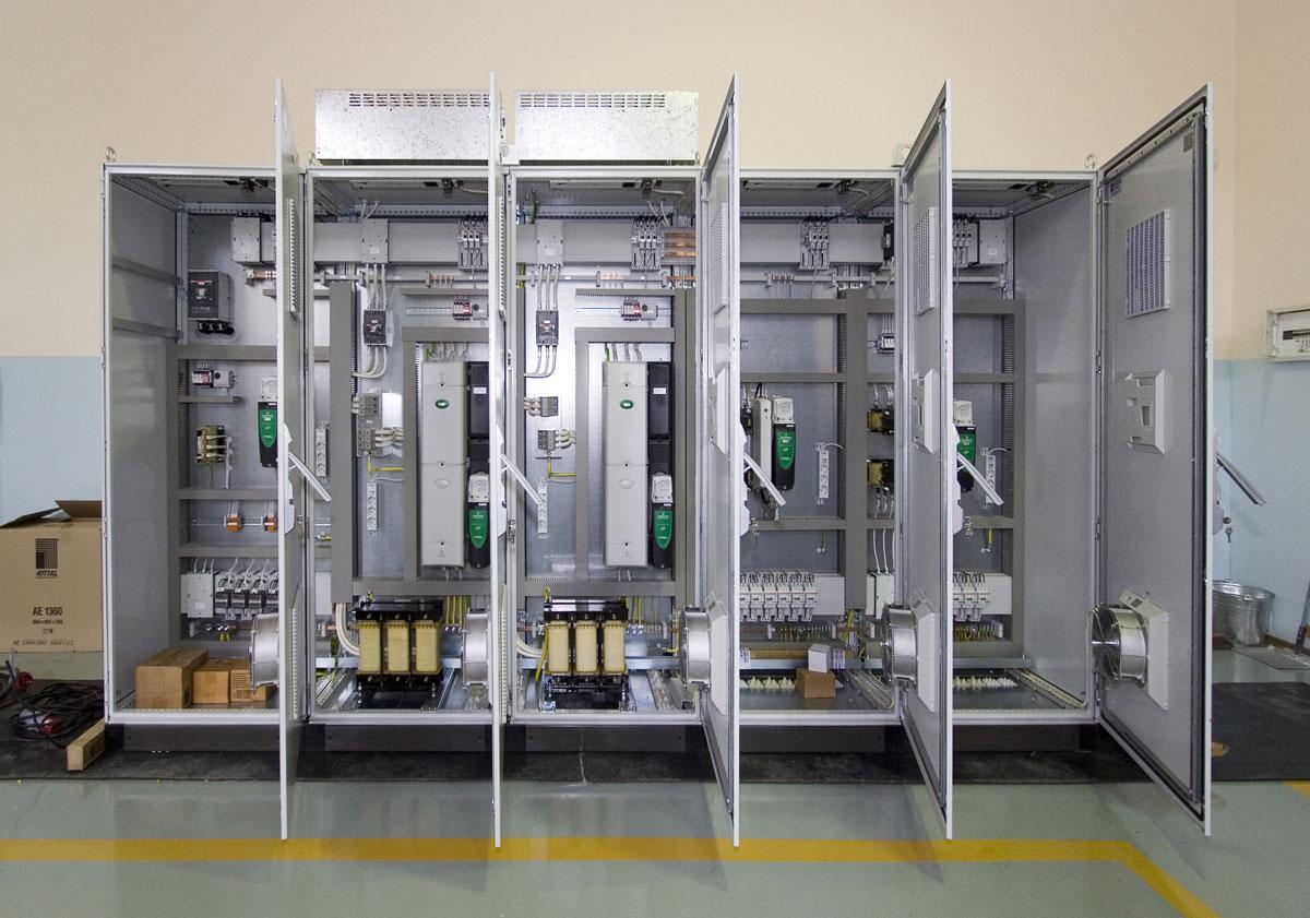 Производство щитового оборудования
