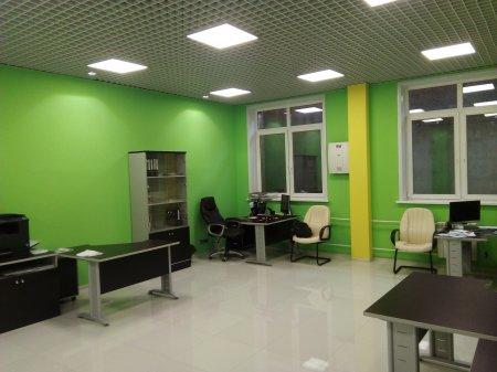 Презентация нового офиса компании