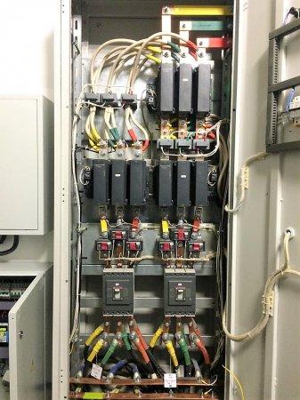 СильверМолл г.Иркутск. Контроль качества электроэнергии.